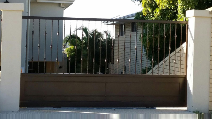 Automated Sliding Gates Perth