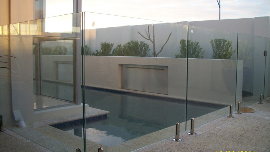 Glass Pool Fencing Perth